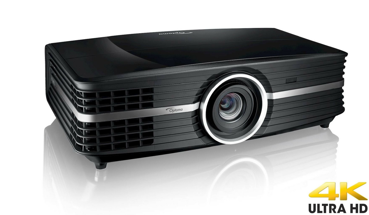 NEW Optoma UHD65 4K Ultra HD Home Cinema Projector with HDR