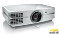 Certified Manufacturer Refurbished Optoma UHD60 4K Ultra HD Home Cinema Projector with HDR and 3000 ANSI Lumens