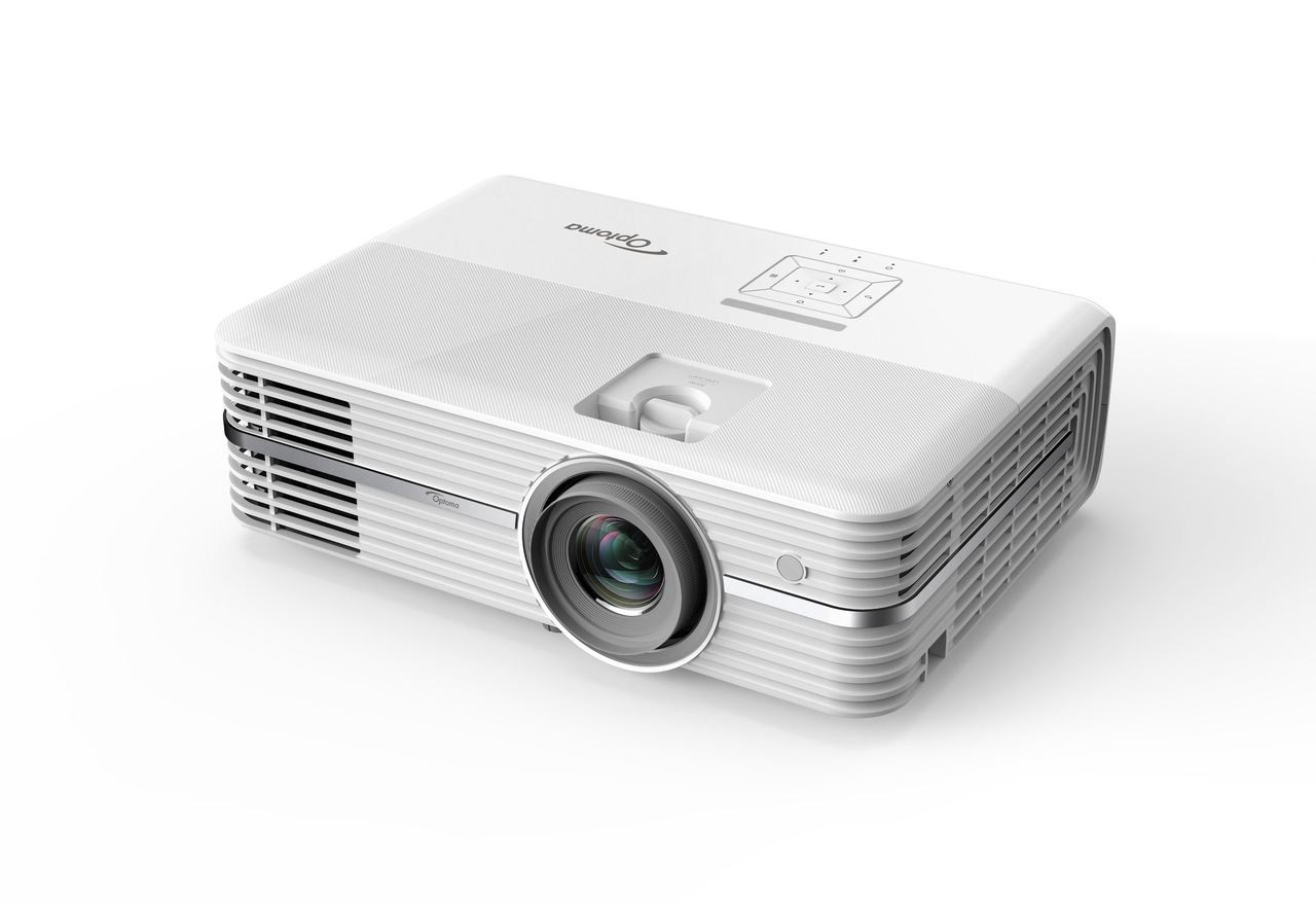 NEW Optoma UHD50 4K Ultra HD Home Cinema Projector with HDR and 2400 ANSI  Lumens
