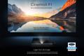 Certified Manufacturer Refurbished Optoma CinemaX P1 Smart 4K UHD Laser Cinema Ultra Short Throw Projector