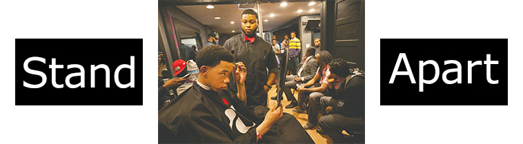 Get the Best Barber Capes to help your Barbershop stand apart.