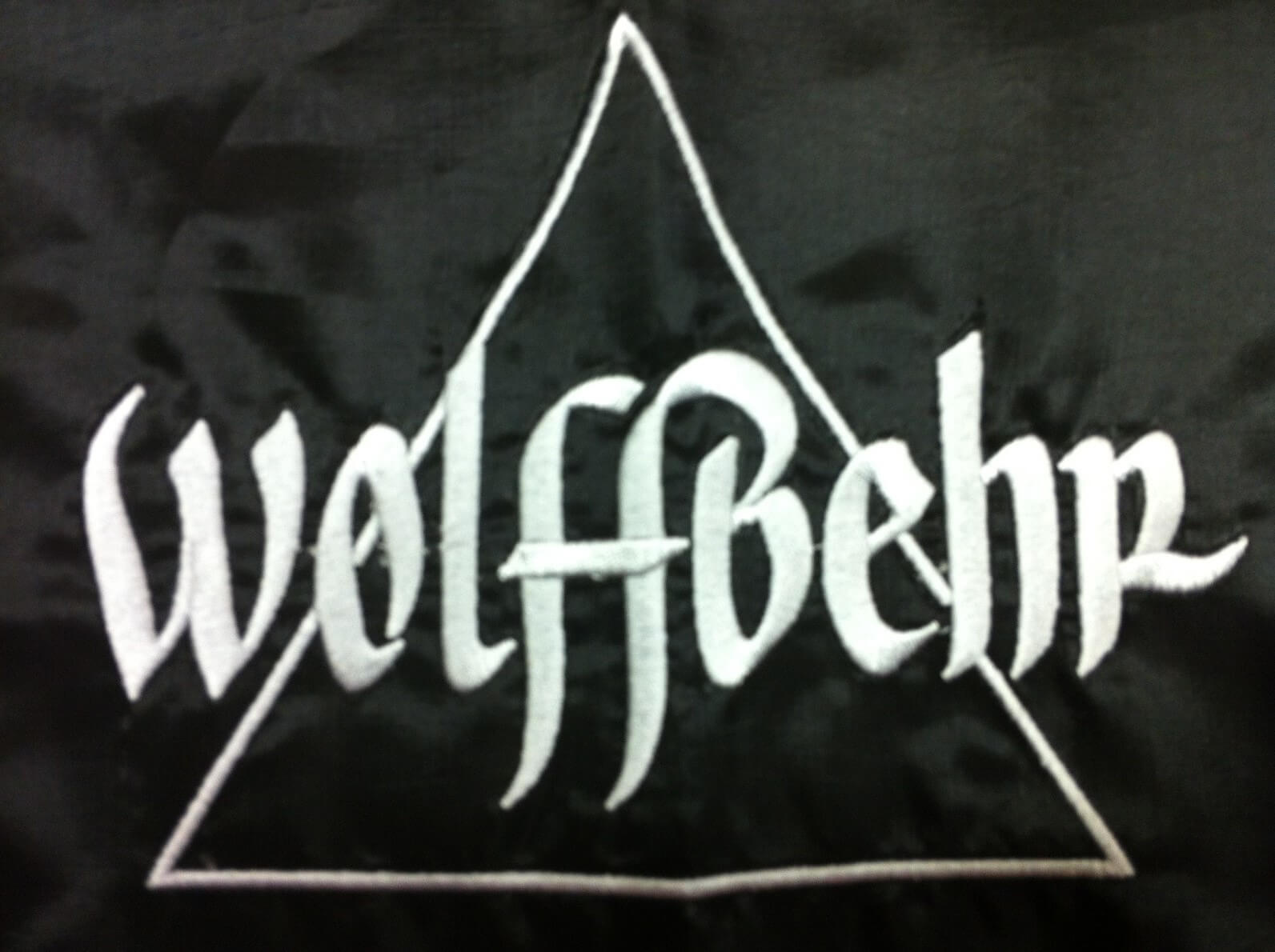 WolffBehr loves Custom Salon Capes!