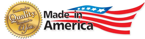 Our salon wear is made in America with quality guaranteed.