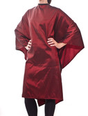 Turn any of our Barber Smocks Capes, Hair Salon Capes or Haircut Capes into Custom Salon Capes now!