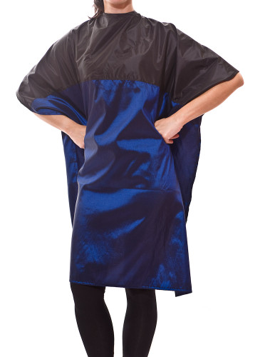 Royal Blue Chemical Capes - 2 capes in 1!