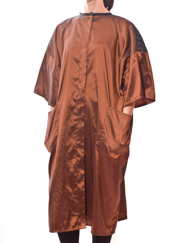 Try our Snap Front Smocks today to get the best Salon Client Gowns and Beauty Salon Smocks you can buy!