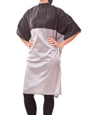 Buy dual purpose Hair Salon Capes with our reversible Hair Salon Chemical Capes now!