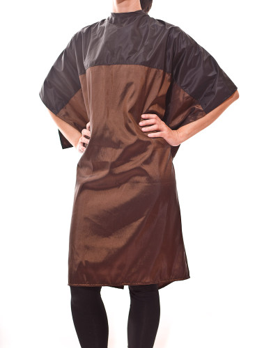 Get 2 Hair Salon Capes in 1 with these reversible Hair Salon Chemical Capes today!