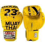 Yokkao Urban Leather Muay Thai Boxing Gloves