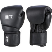 Blitz Deluxe Leather Boxing Gloves