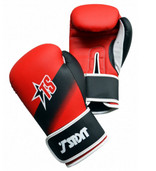 T Sport Artificial Leather Boxing Gloves 10oz
