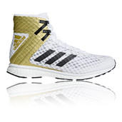 Adidas Speedex 16.1 Boost White Boxing Boots