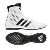 Adidas KO Legend 16.1 White Boxing Boots