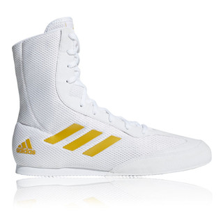 Adidas Box Hog Plus White Gold