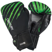 Century Brave Youth Boxing Gloves Black Green 6oz