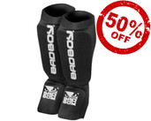Bad Boy Material Shin Guards
