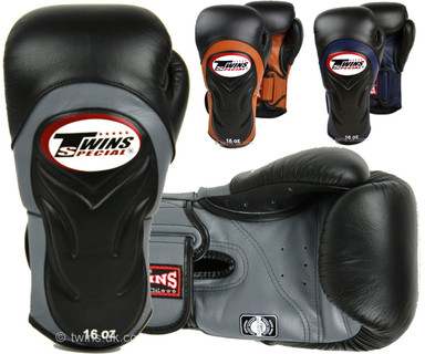Twins Deluxe Sparring Gloves