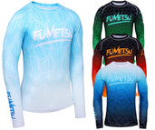 Fumetsu Elements Long Sleeve Rash Guard