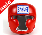 Marked Sandee Headguard Closed Face