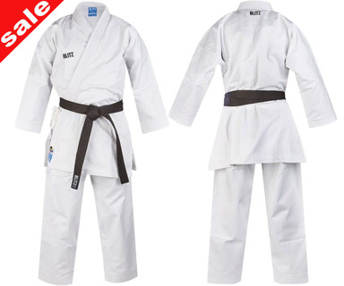 Shop Seconds Adult Odachi WKF Approved Karate Suit 14oz 165cm