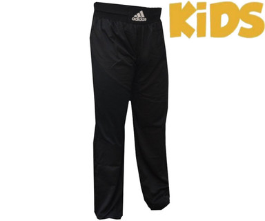 Adidas Kickboxing Trousers Black