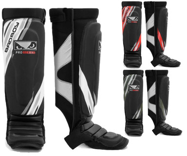Bad Boy Pro Series Advanced MMA Shin Guards