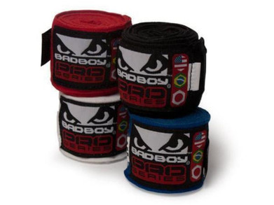 Bad Boy Hand Wraps 3.5m Stretch