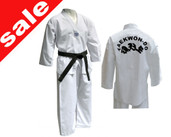 Blitz Taekwondo Printed Uniform