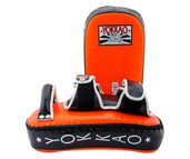 YOKKAO Curved Kicking Pads Orange
