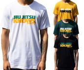 Hyperfly Jiu Jitsu Knows T Shirt
