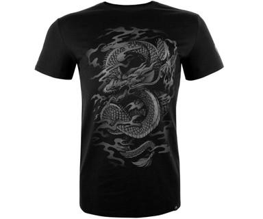Venum Dragon's Flight T Shirt Black Black