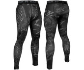 Venum Dragon's Flight Spats Black Black