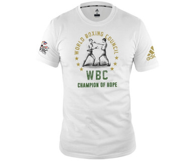 Adidas WBC Boxing T Shirt