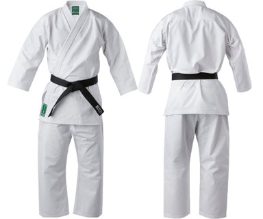 Blitz Adult Kokoro Middleweight Karate Suit 10oz