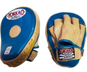 Yokkao Curved Focus Mitts Vintage Blue