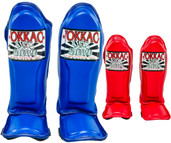 Vertigo Kids Shin Guards