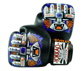 Yokkao APEX Tiger Muay Thai Boxing Gloves