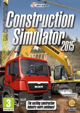 Construction Simulator 2015 (PC CD) product image
