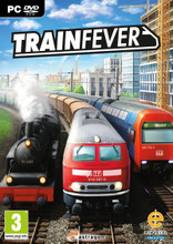 Train Fever (PC DVD) (For Sale to UK & Europe Only) product image