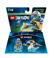 LEGO Dimensions: Fun Pack Ninjago Zane (71217) product image