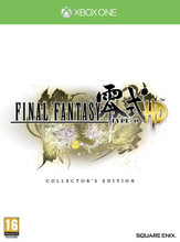Final Fantasy Type-0 HD - Collectors Edition (Xbox One) product image