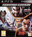 Fighting Edition: Tekken 6  / Tekken Tag Tournament 2 and Soul Calibur V (Playstation 3) product image