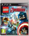 LEGO Marvel Avengers (Playstation 3) product image