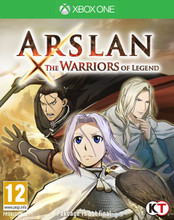 Arslan The Warriors of Legend (Xbox One) product image