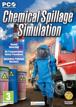 Chemical Spillage Simulator (PC DVD) product image