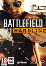 Battlefield Hardline (PC DVD) product image