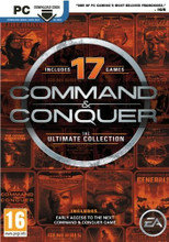 Command and Conquer: The Ultimate Edition (PC DVD) product image