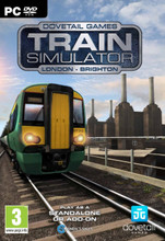 London to Brighton - Stand Alone and Add-on for Train Simulator (PC DVD) product image