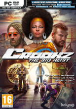 Crookz - The Big Heist Limited Edition (PC DVD) product image