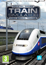 High Speed Trains (PC Download Card) product image